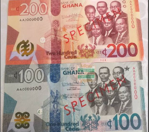The data shows that from 2017 to date (3 years) the cedi has depreciated by an average of 8.73%