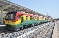 File photo of a train