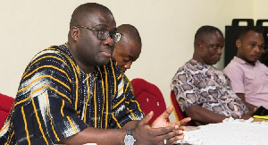 Sammi Awuku, NPP, National Organiser