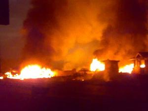 Kumasi Fire
