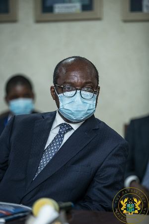 Ernest Addison, Governor of Bank of Ghana