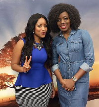 Shirley Frimpong-Manso and Joselyn Dumas
