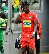 Asante Kotoko defender Habib Mohammed