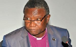 Rev Emmanuel Asante Christian Council