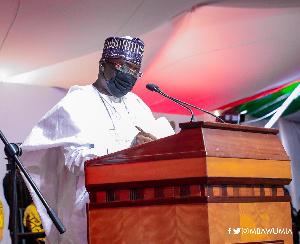 Vice-President Bawumia receives two Ambassadors