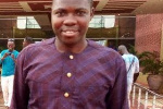 Kadjebi DCE nominee, Mr. Wilson Agbanyo