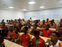 A total of $1,200.00 have been paid to 8 disciplines representing Ghana at the 2019 African games