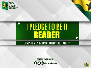 'I pledge to be a Reader' is free to join