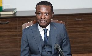 Kissi Agyebeng, the Special Prosecutor