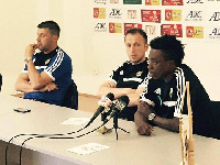 Obeng Regan has completed his loan move to NK Istra