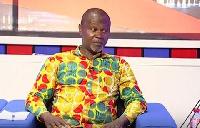 Former Member of Parliament for La Dadekotopon, Nii Amasa Namoale