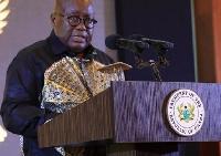 Akufo-Addo, Prez Ghana