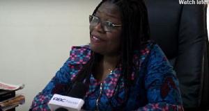 Registrar of the Ghana Psychology Council, Dr. Dinah Baah Odoom