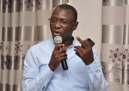 Deputy Energy Minister, Dr Amin Anta