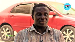 Former Hearts of Oak captain Amankwa Mireku