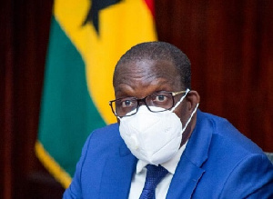 Speaker of Parliament Alban Sumana Kingsford Bagbin