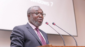 Dr Nsiah Asare, President Akufo-Addo's Health Advisor