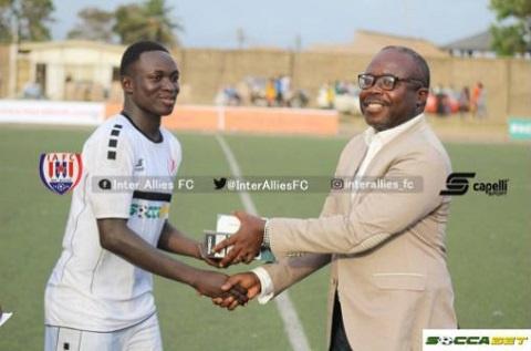 Inter Allies give \'final warning\' to GPL clubs over \'inducing\' Victorien Adebayor