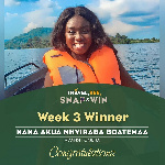 Ghana Tourism Authority's Travel, See, Snap and Win contest runs into fourth week with 3 lucky winners