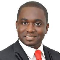 Ghana's Deputy Ambassador to China, Dr. Charles Dwamena