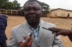 Albert Boakye Okyere ASHAIMAN MCE