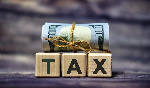 A whooping N392.8 billion was generated from company income taxes