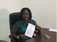 Minister for Tourism, Culture and Creative Arts, Elisabeth Ofosu-Adjare