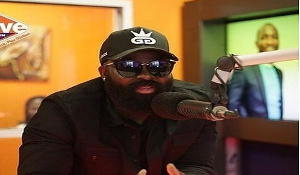 King Smade, CEO of Afro Nation