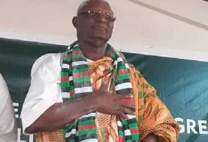 Henry Ametefe, NDC Volta Regional Chairman