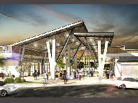 The US$95 million Kumasi City Mall project designed to give a boost to the economy is ready