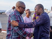 Alban Bagbin claims Mahama squandered the opportunity given by the party