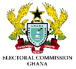 Logo of the Electoral Commission