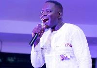 Ghanaian gospel musician, Carl Clottey