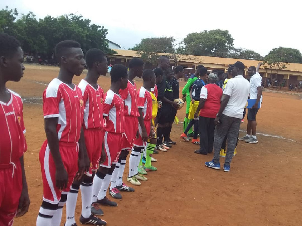 Colts clubs from Tema will also compete in the tournament