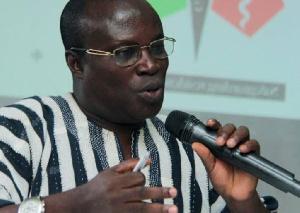 Western Regional Minister, Kingsley Aboagye-Gyedu
