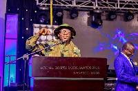 Gospel musician, Kofi San