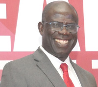 CEO of the National Pensions Regulatory Authority, Hayford Atta Krufi