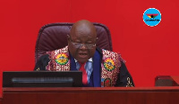 Prof. Aaron Mike Oquaye is a former Speaker of Parliament