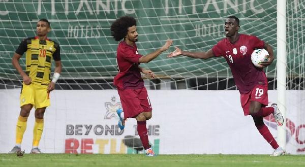Alexander Djiku delighted with first Black Stars win