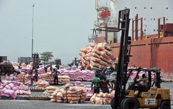 Government targets 2022 to ban importation of rice