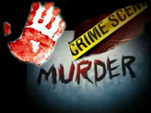 The lifeless body of the deceased was found in a pool of blood on Sunday