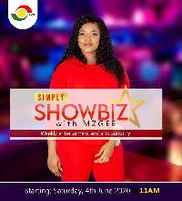Simply Showbiz starts airing on TV3 on Saturday, July 4
