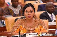 Minister of Gender, Children and Social Protection, Sarah Adwoa Safo