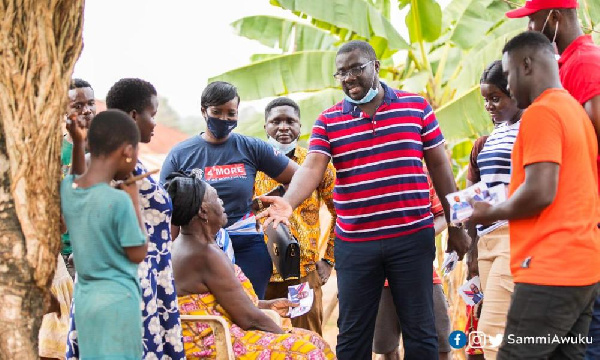 2020 polls is a must-win for NPP – Awuku declares with boots on ground campaign