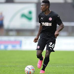 Left-back, Leroy Kwadwo