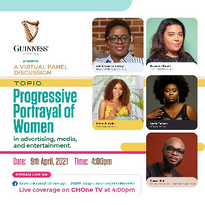 Guinness Ghana to hold a virtual panel discussion