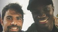 Raphael Dwamena returns to the Estadi Ciutat de València
