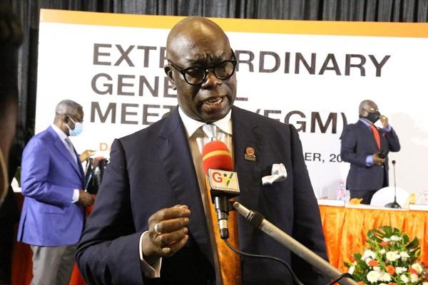 Reginald Daniel Laryea appointed as new GOIL Board Chairman