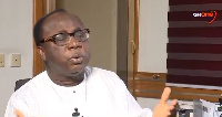 Freddie Blay is Acting National Chairman of the New Patriotic Party (NPP)