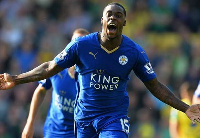 Leicester City winger Jeffrey Schlupp